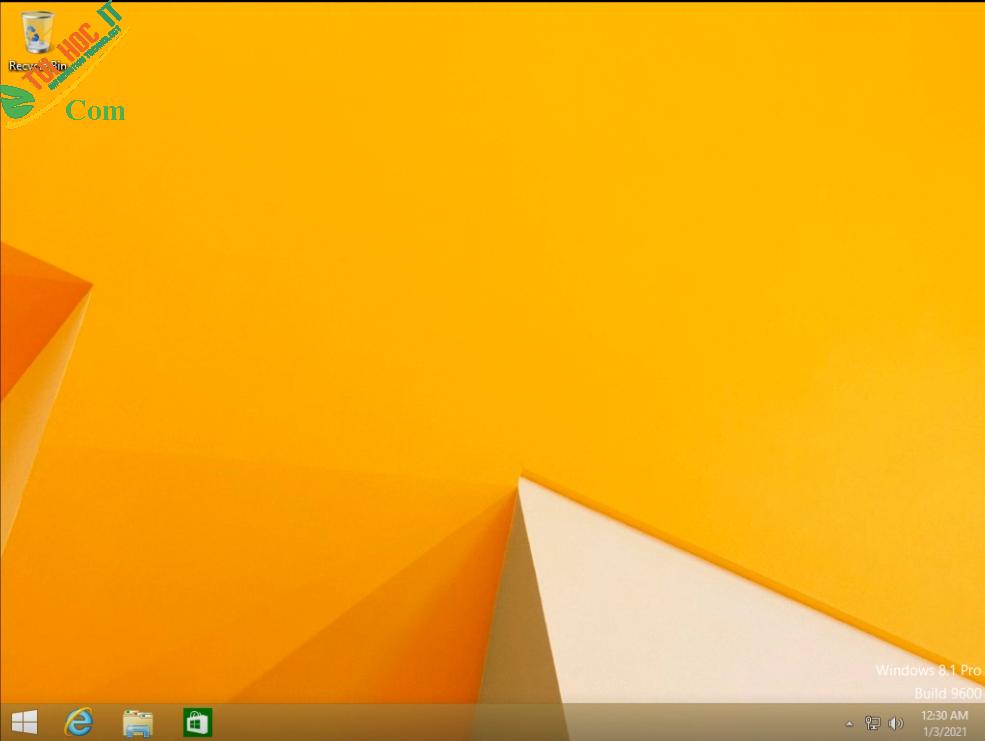10+ Cách Cài Windows 8.1.ISO Bằng USB Chi Tiết Từng Bước 36