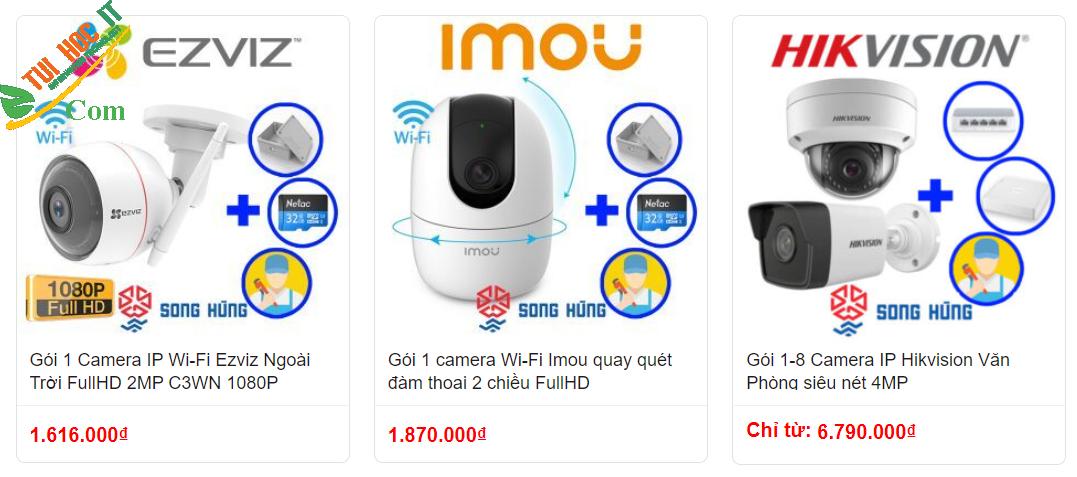 Cách lựa chọn dịch vụ lắp đặt camera trọn gói giá rẻ tại Hà Nội 7