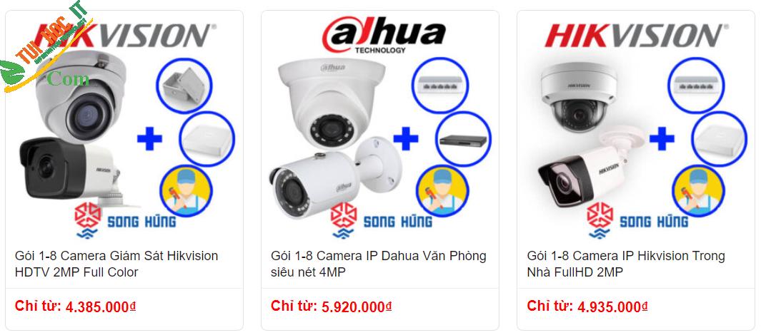 Cách lựa chọn dịch vụ lắp đặt camera trọn gói giá rẻ tại Hà Nội 8