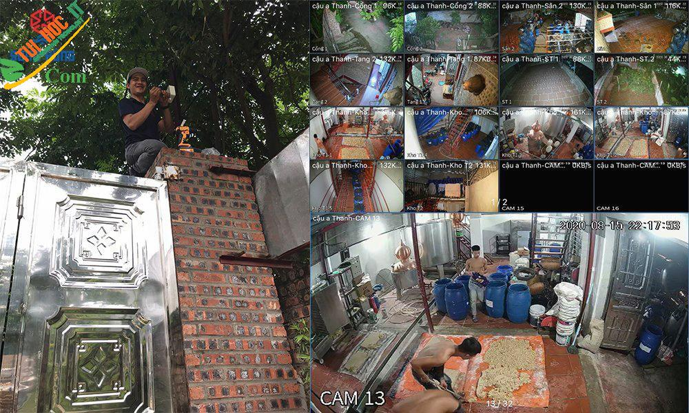 Cách lựa chọn dịch vụ lắp đặt camera trọn gói giá rẻ tại Hà Nội 9