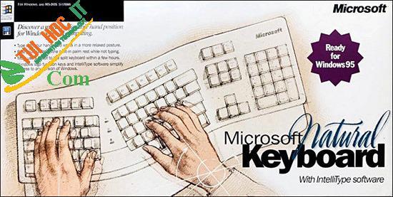 Tại sao bàn phím PC lại có nút Windows? 3
