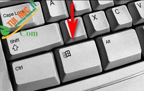 Tại sao bàn phím PC lại có nút Windows? 4