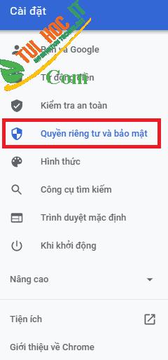 Hướng dẫn xuất và xóa mật khẩu đã lưu trong Chrome 14