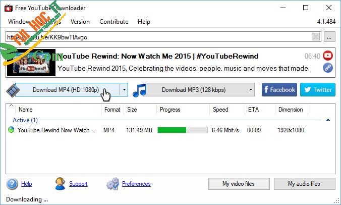 Top 10+ Phần Mềm Download Video Youtube Trên Máy Tính PC 6