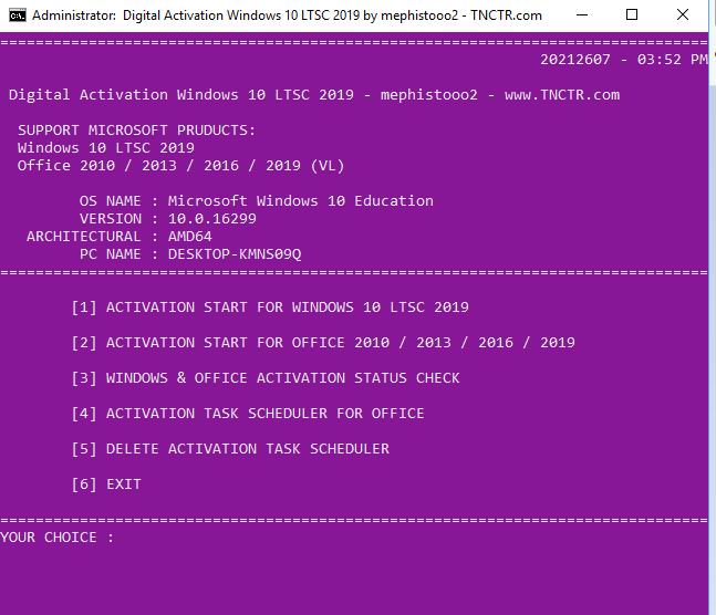 Cách Active Windows 10 2021 kích hoạt bản quyền số vĩnh viễn 47