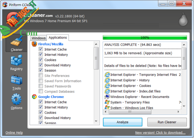Hướng dẫn cách giải phóng dung lượng ổ cứng trên Windows 4