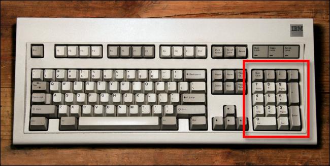 Cách sửa bàn phím gõ số thay vì chữ cái 4