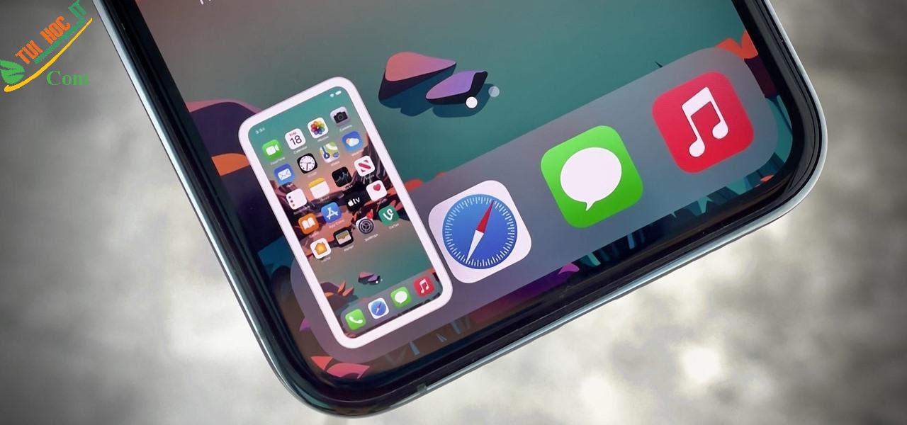 [Mẹo hay] Hướng dẫn cách chụp màn hình Iphone không nên bỏ qua 3