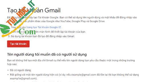 Top 10+ Cách đăng ký email đơn giản và nhanh nhất hiện nay 8