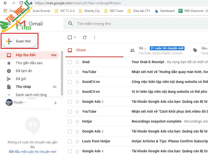 10+ Cách gửi mail chi tiết và đơn giản bạn không nên bỏ lỡ 4