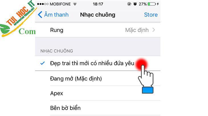 10+ Cách cài nhạc chuông cho iphone nhanh chóng và đơn giản nhất 20