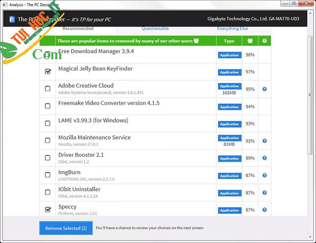 Top 10 phần mềm gỡ cài đặt được sử dụng nhiều nhất hiện nay 20