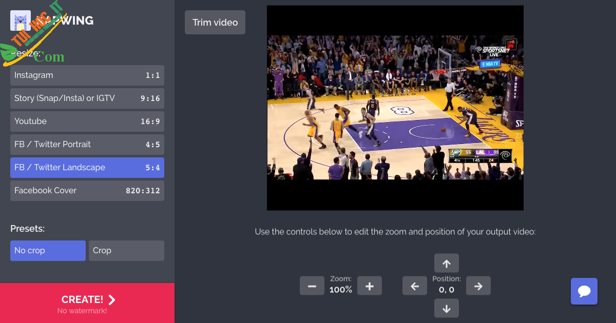 Top 10 trang web edit video online đơn giản dễ sử dụng 20