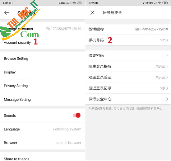 Top những cách đăng ký weibo đơn giản, nhanh chóng 28