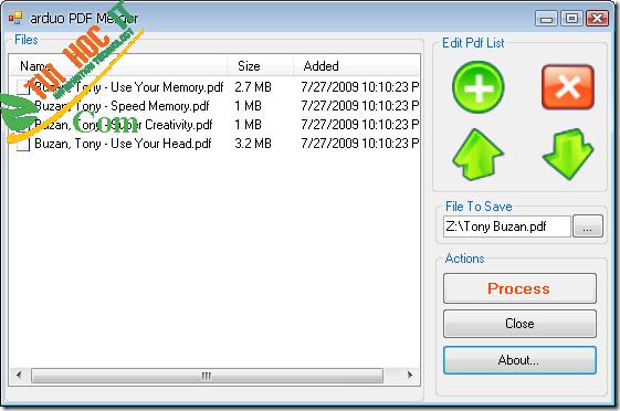 Top 15 phần mềm ghép file pdf nhanh và hiệu quả nhất 27