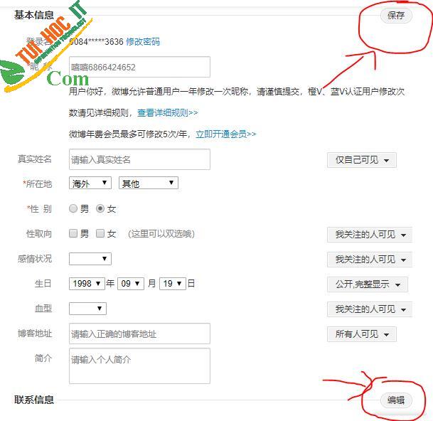 Top những cách đăng ký weibo đơn giản, nhanh chóng 32