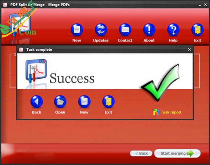 Top 15 phần mềm ghép file pdf nhanh và hiệu quả nhất 17