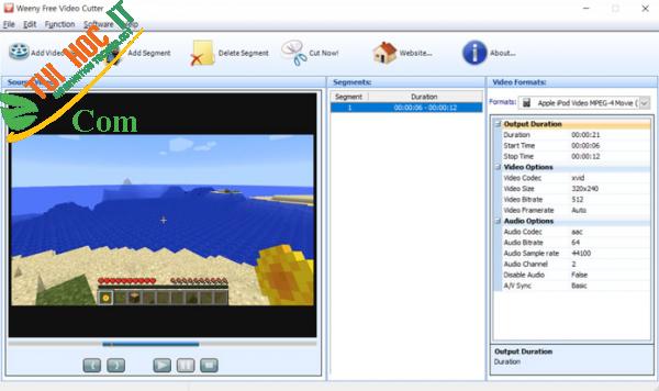 Top các phần mềm cắt ghép video thông dụng bạn không nên bỏ lỡ 8