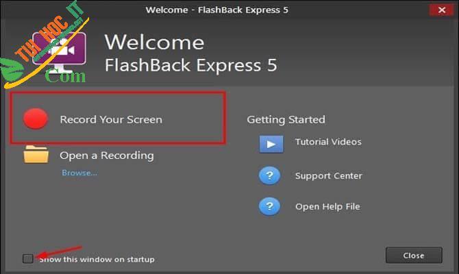 Top những phần mềm quay màn hình dễ sử dụng, tốt nhất 2021 10