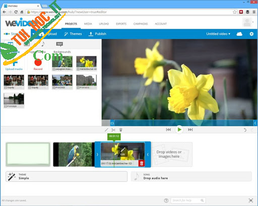 Top phần mềm edit video trực tuyến đơn giản ai cũng có thể làm 10