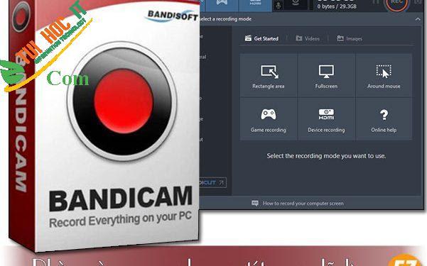 Top những phần mềm quay màn hình dễ sử dụng, tốt nhất 2021 14