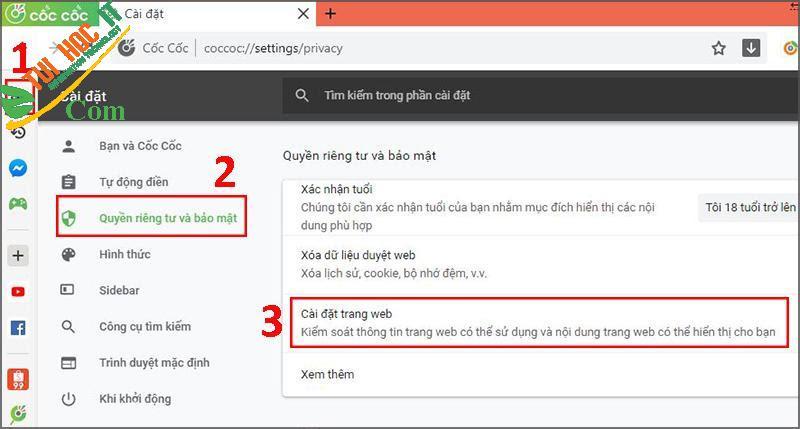 Cách sửa lỗi Adobe Flash Player bị chặn 100% thành công 4