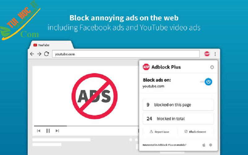 Top 10 phần mềm chặn quảng cáo được sử dụng nhiều nhất hiện nay 19