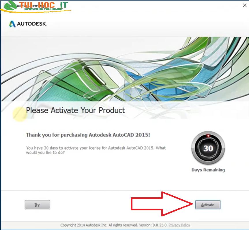 Tải AutoCAD 2015 32/64 Bit Full Vĩnh Viễn Miễn Phí 100% 40