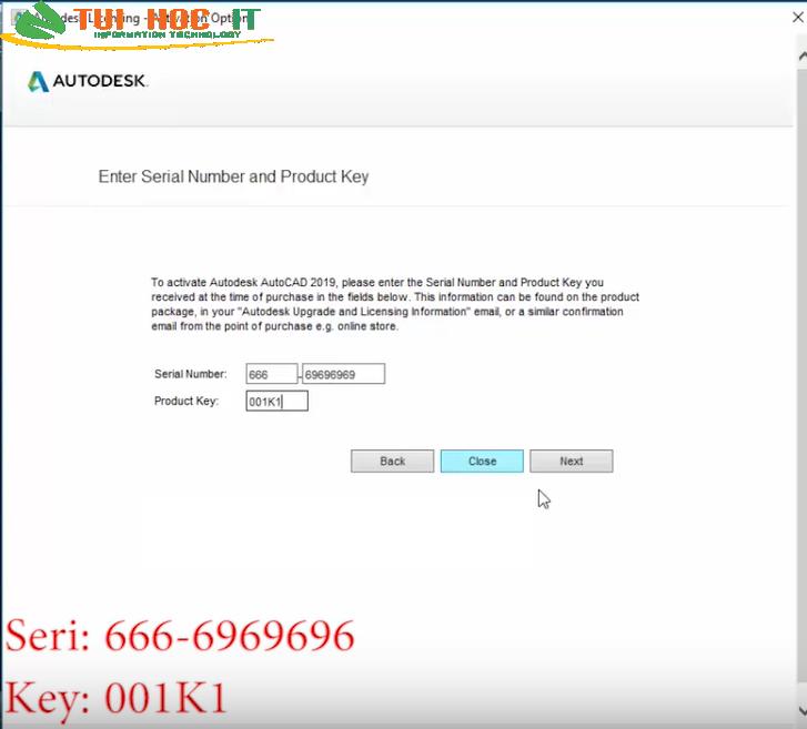 Tải AutoCAD 2019 32/64 Bit Full Vĩnh Viễn Miễn Phí 100% 48