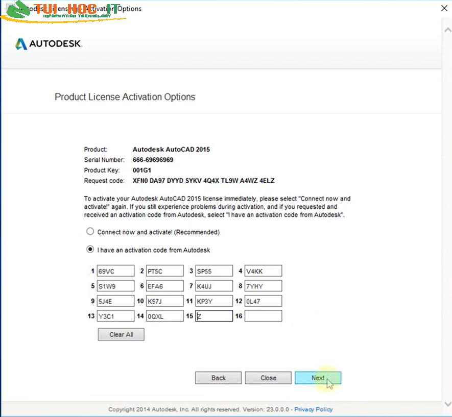 Tải AutoCAD 2015 32/64 Bit Full Vĩnh Viễn Miễn Phí 100% 52