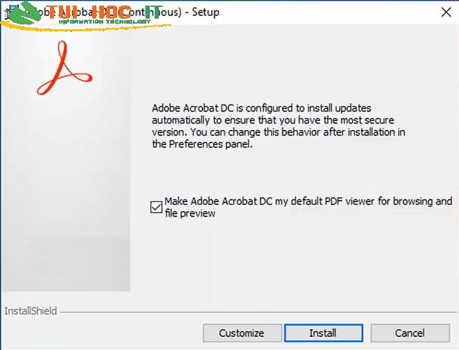 #1 Tải Adobe Acrobat Pro DC 2021 Full Vĩnh Viễn-Test 100% 10