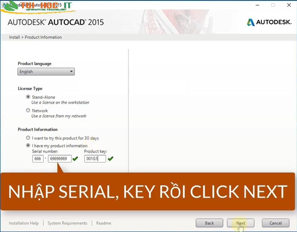 Tải AutoCAD 2015 32/64 Bit Full Vĩnh Viễn Miễn Phí 100% 34