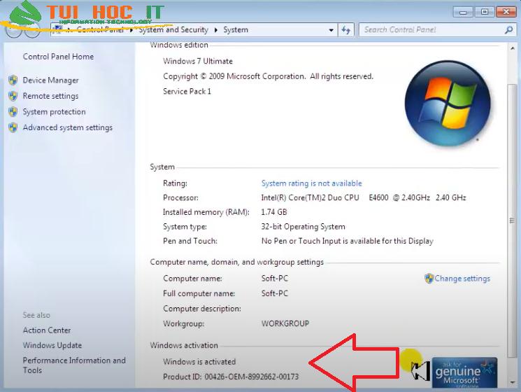 Tải Windows Loader 2.2.2 Kích Hoạt Win 7 mới nhất 2021 16