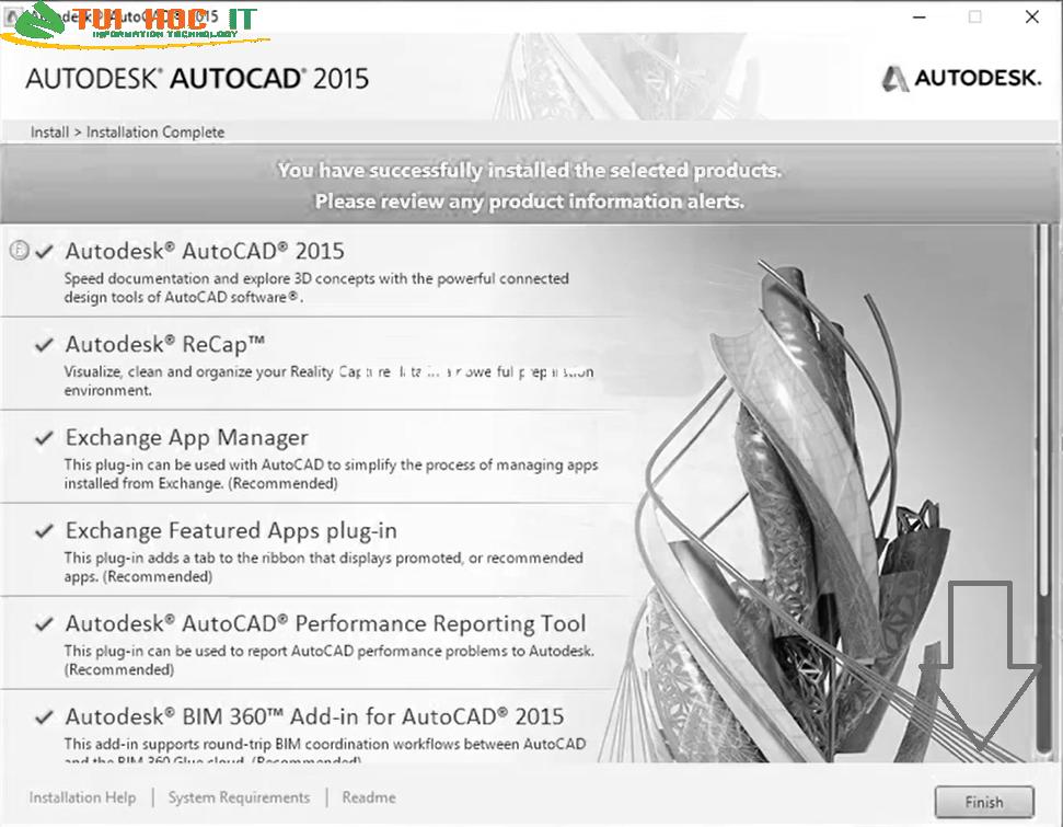 Tải AutoCAD 2015 32/64 Bit Full Vĩnh Viễn Miễn Phí 100% 36
