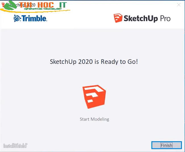 Tải và cài đặt SketchUp Pro 2020 Full Vĩnh Viễn 25