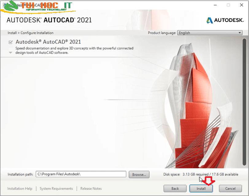 Download Tải AutoCAD 2021 Full Vĩnh Viễn Link Drive-Test 100% 24