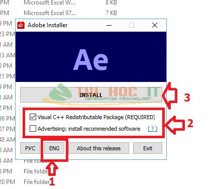 Download Adobe After Effects CC 2021 V18.6 Full Vĩnh Viễn 100% 12