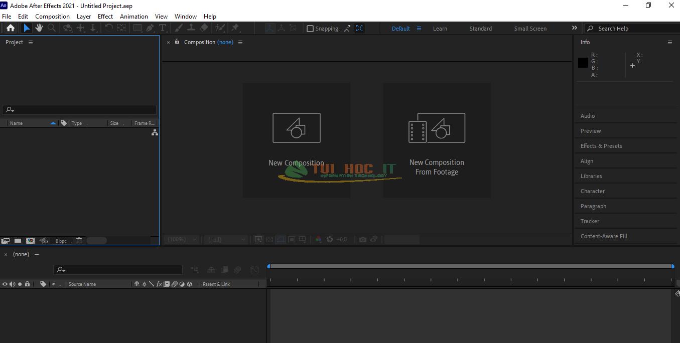Download Adobe After Effects CC 2021 V18.6 Full Vĩnh Viễn 100% 8