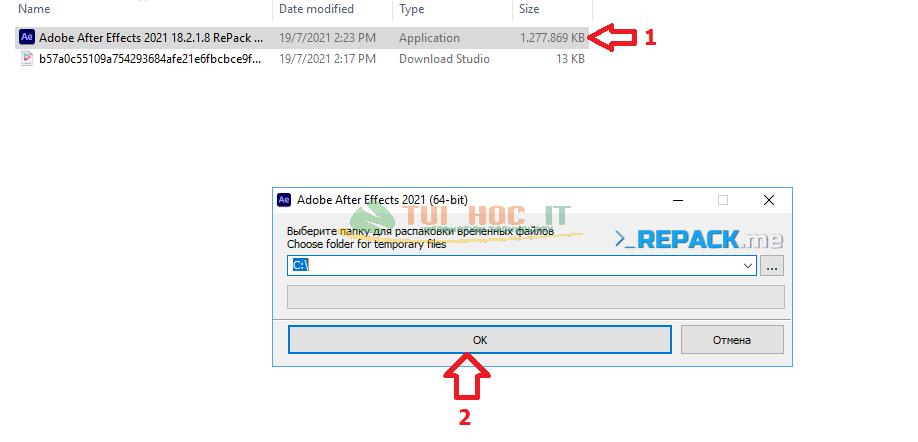 Download Adobe After Effects CC 2021 V18.6 Full Vĩnh Viễn 100% 11